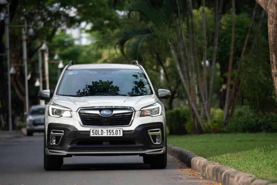 Trải nghiệm mẫu xe an toàn từ Subaru, thương hiệu Nhật Bản trên hai lộ trình người Sài Gòn thường đi - Ảnh 3.