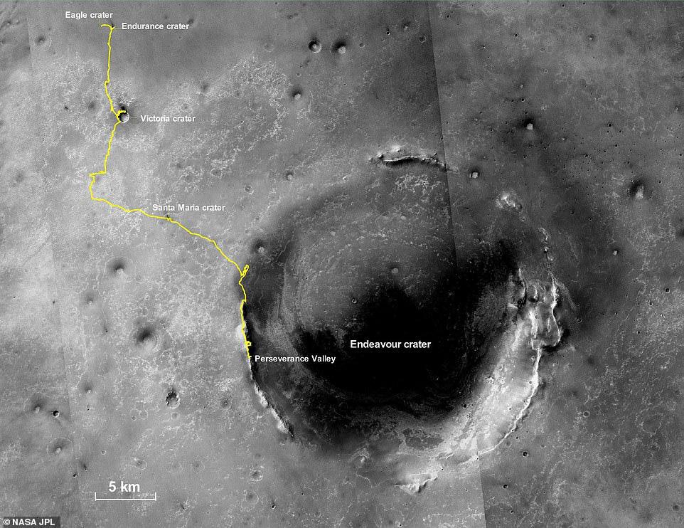 15 năm nghiên cứu sao Hỏa, NASA thu được gì? - Ảnh 6.