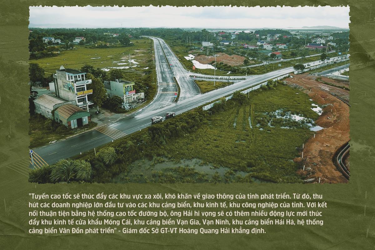 Quảng Ninh - Vì một tuyến cao tốc dài nhất Việt Nam - Ảnh 8.