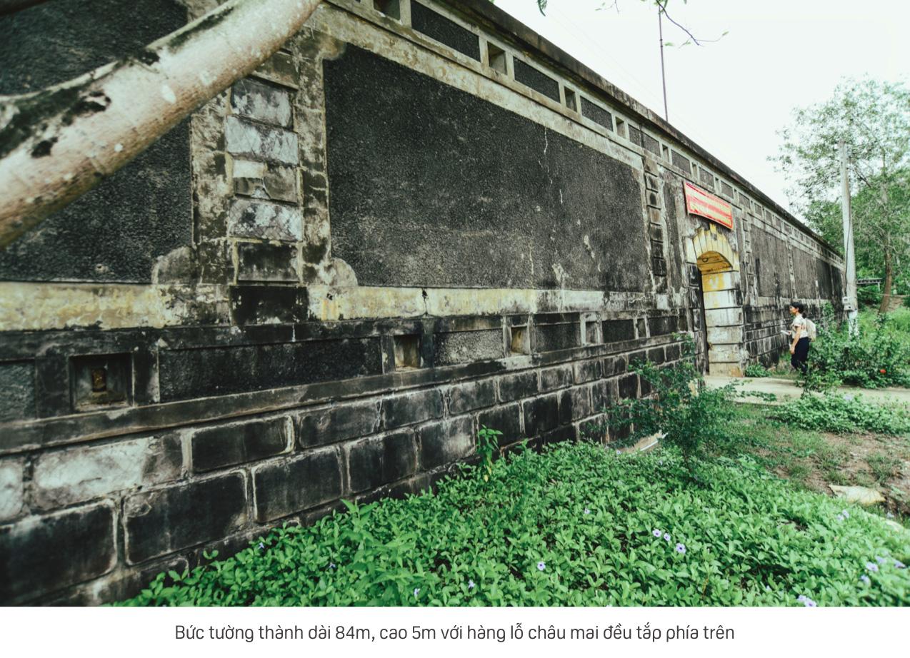 Bên trong Đồn Rạch Cát - pháo đài lớn nhất Đông Dương - Ảnh 14.