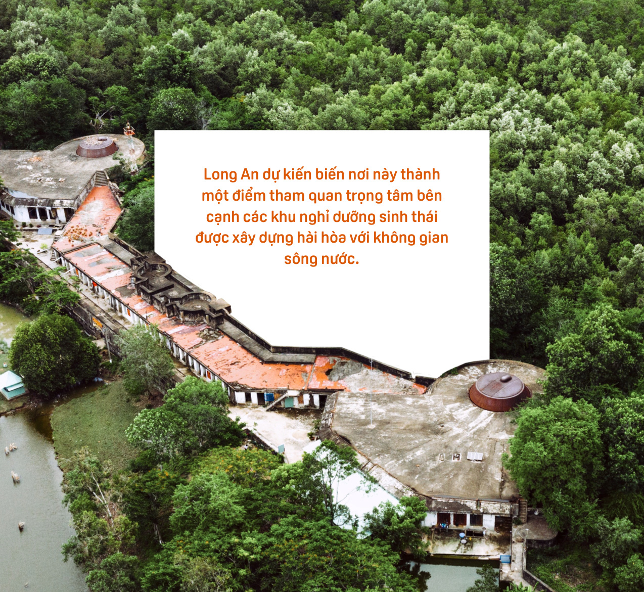 Bên trong Đồn Rạch Cát - pháo đài lớn nhất Đông Dương - Ảnh 11.