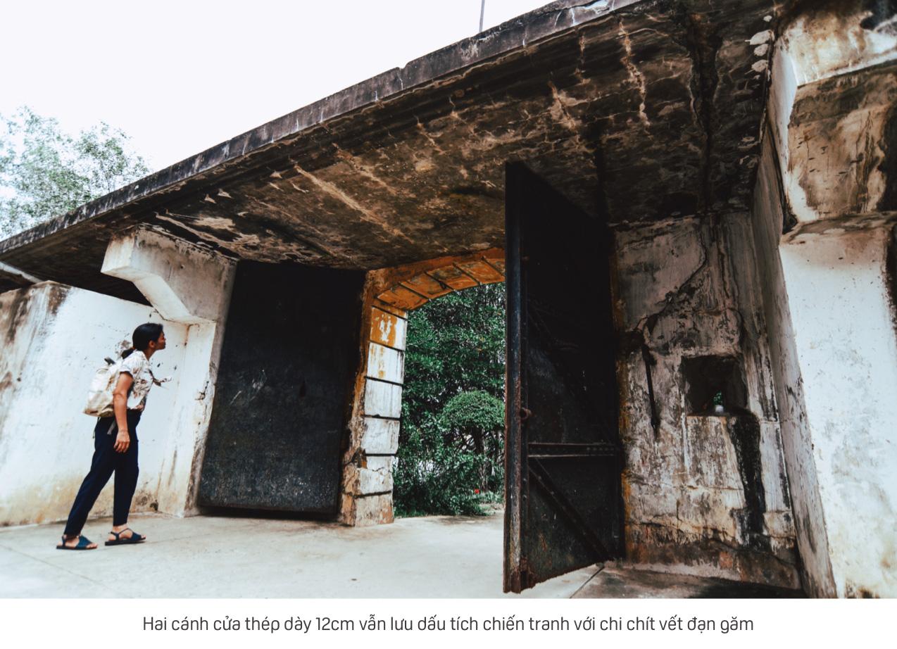 Bên trong Đồn Rạch Cát - pháo đài lớn nhất Đông Dương - Ảnh 16.
