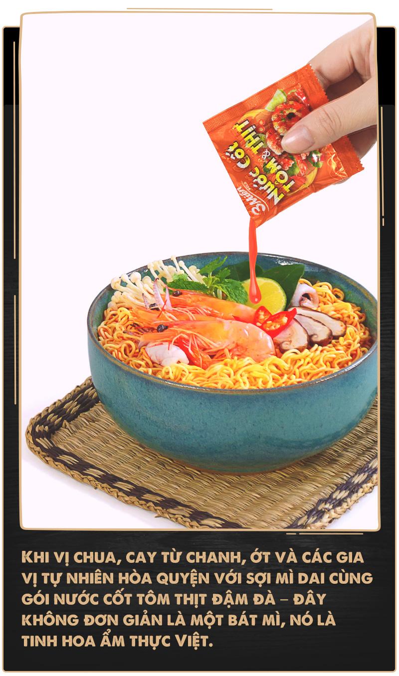 Ba thập kỉ khắc khoải cho một hương vị mì ăn liền đậm Việt - Ảnh 7.