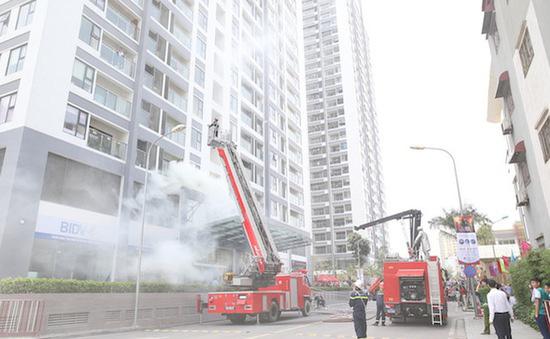 Ý thức an toàn phòng cháy chữa cháy - chuyện dài tập ở căn hộ chung cư - Ảnh 1.