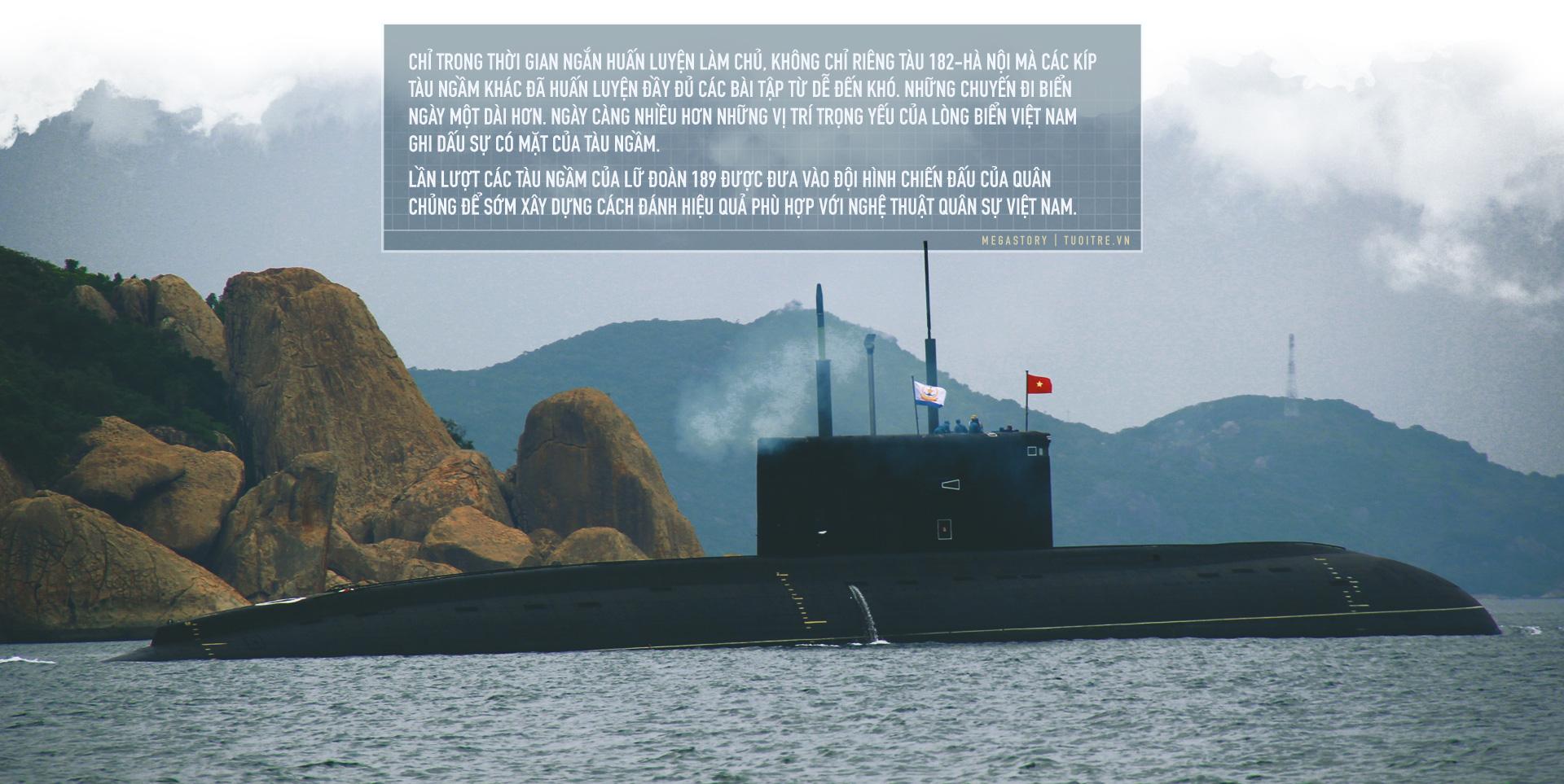 Kíp tàu ngầm đầu tiên của Việt Nam những câu chuyện bây giờ mới kể - Ảnh 16.
