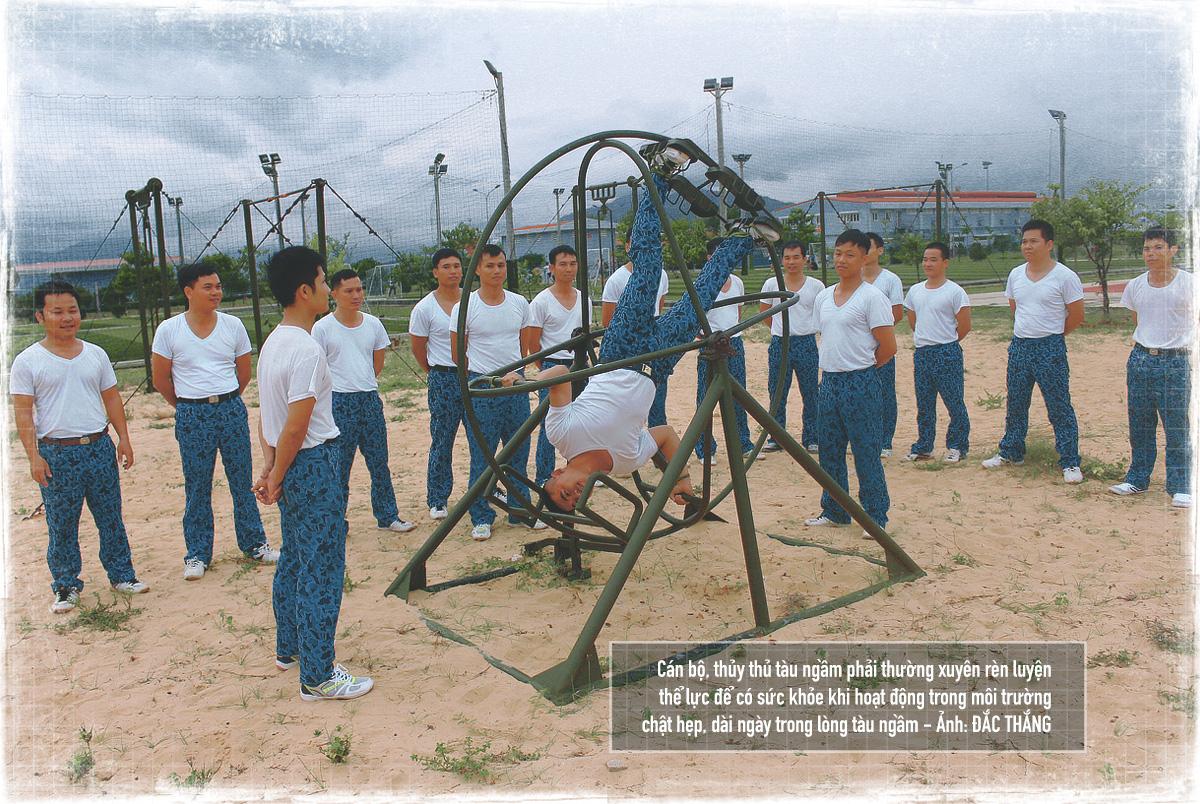 Kíp tàu ngầm đầu tiên của Việt Nam - những câu chuyện bây giờ mới kể - Ảnh 3.