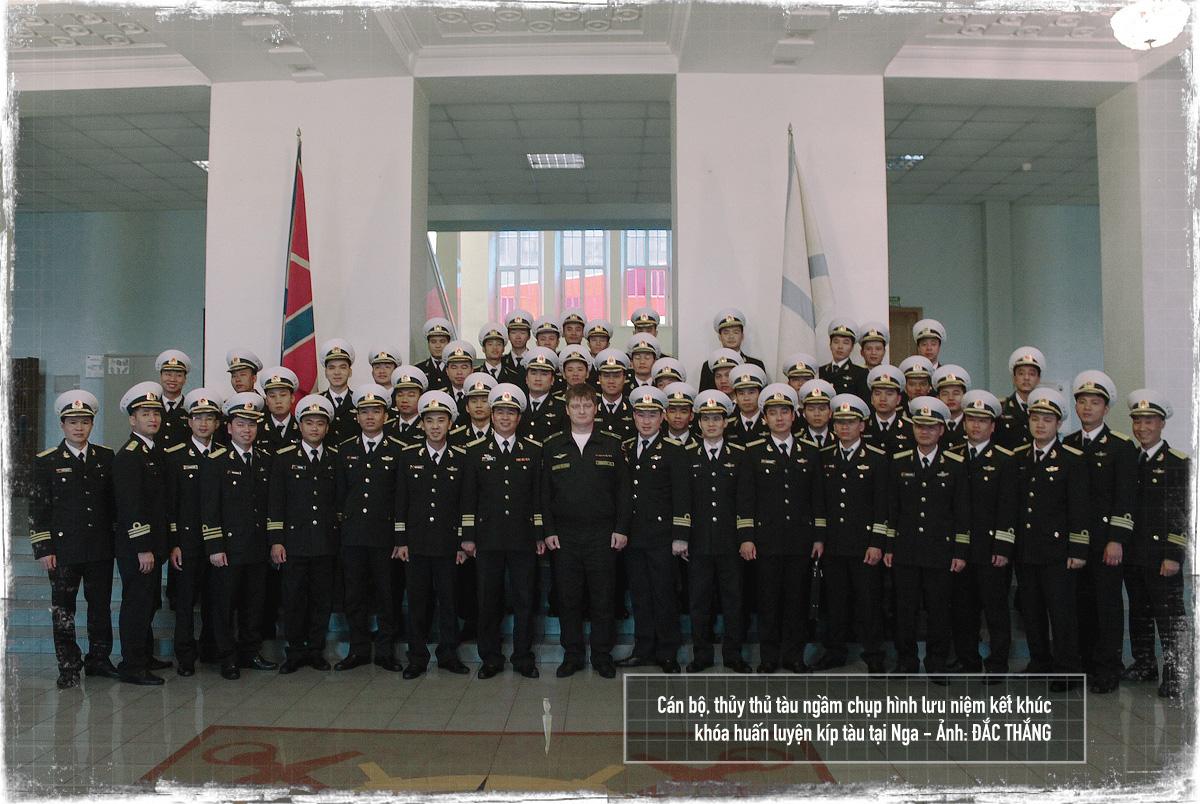 Kíp tàu ngầm đầu tiên của Việt Nam những câu chuyện bây giờ mới kể - Ảnh 6.