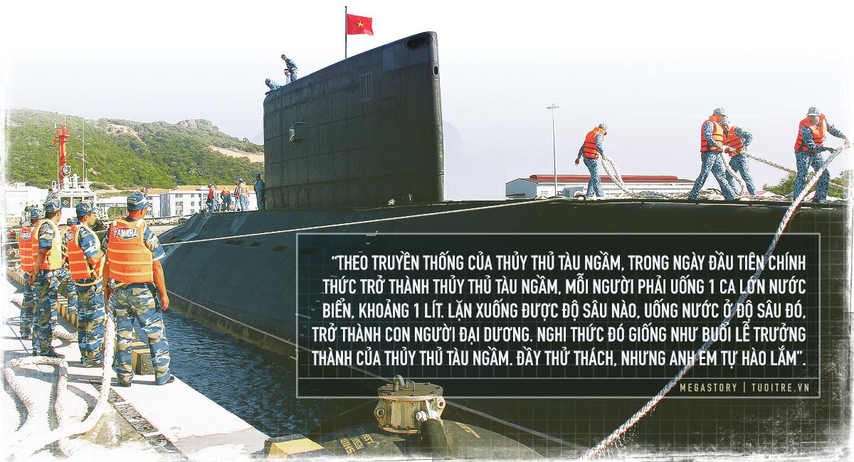 Kíp tàu ngầm đầu tiên của Việt Nam những câu chuyện bây giờ mới kể - Ảnh 7.
