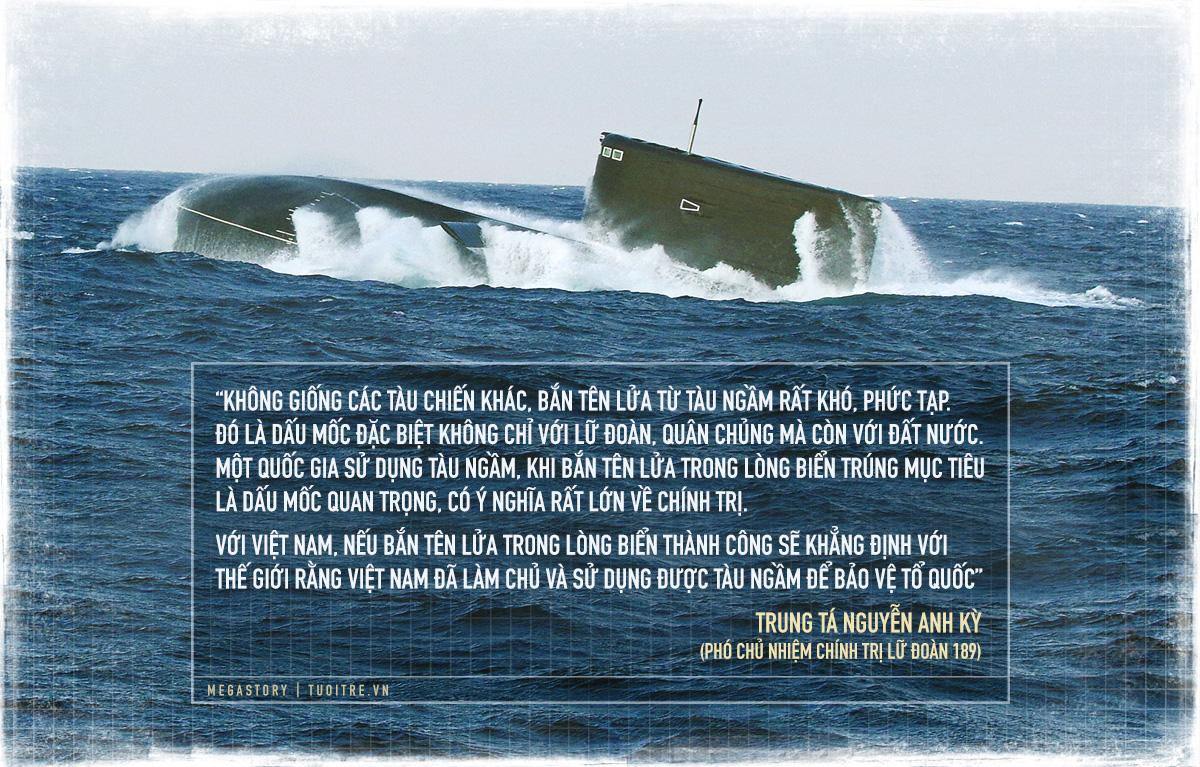 Kíp tàu ngầm đầu tiên của Việt Nam những câu chuyện bây giờ mới kể - Ảnh 10.