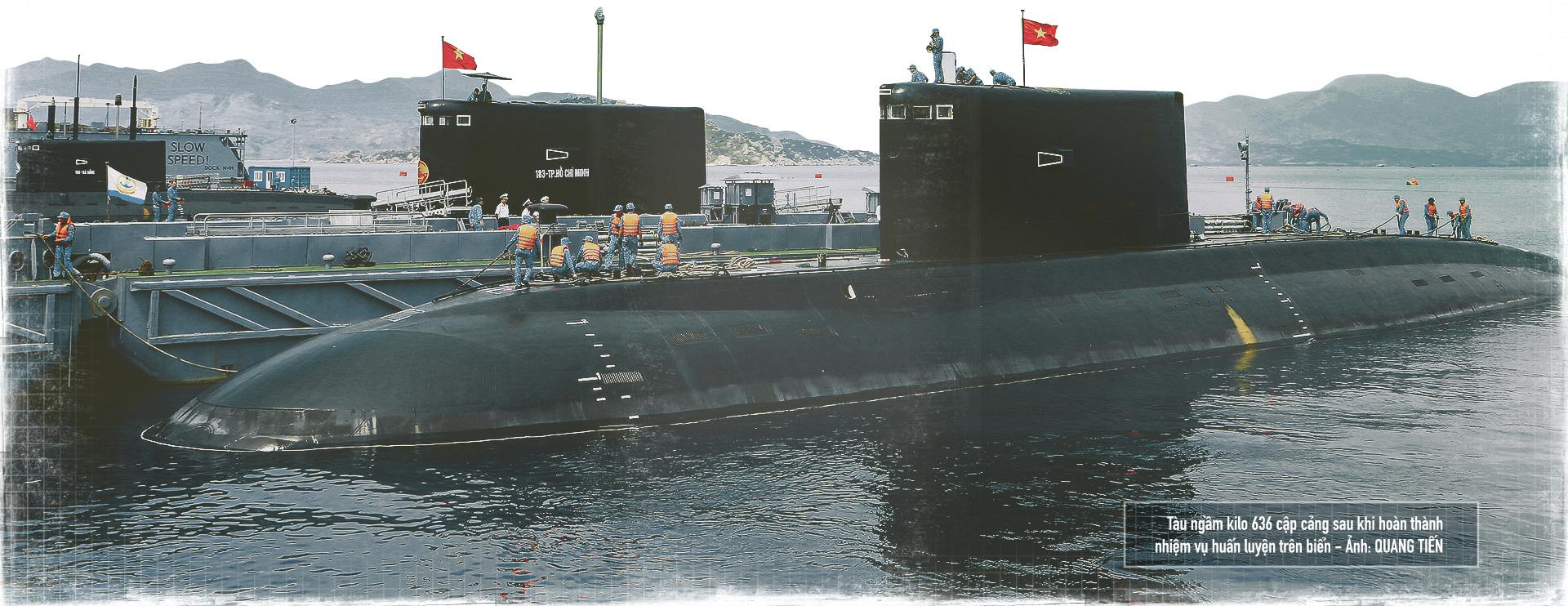 Kíp tàu ngầm đầu tiên của Việt Nam những câu chuyện bây giờ mới kể - Ảnh 12.