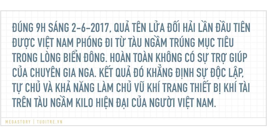 Kíp tàu ngầm đầu tiên của Việt Nam những câu chuyện bây giờ mới kể - Ảnh 11.