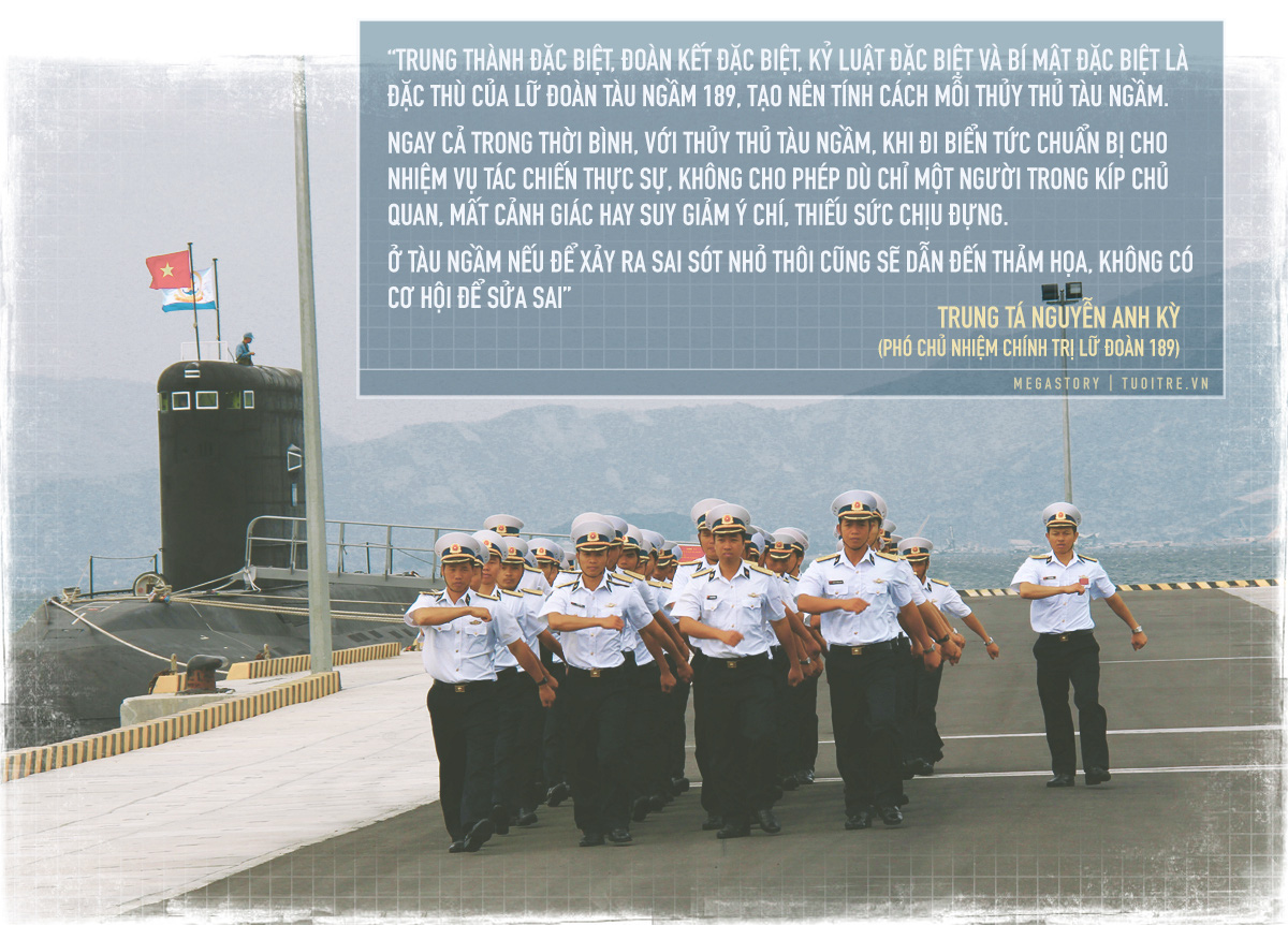 Kíp tàu ngầm đầu tiên của Việt Nam những câu chuyện bây giờ mới kể - Ảnh 14.