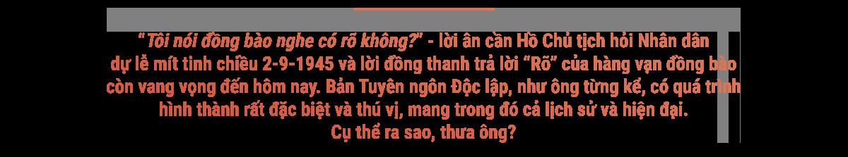 Chương 1: Lợi ích quốc gia trong khát vọng Hồ Chí Minh - Ảnh 2.