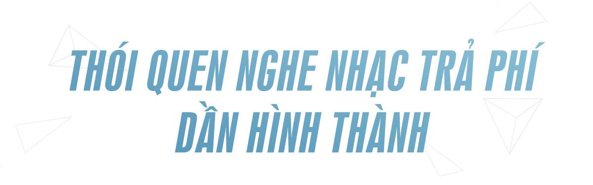 Nhạc số Việt Nam bước vào kỷ nguyên mới - Ảnh 1.