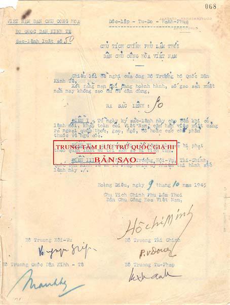 Thêm nhận thức về 6 chữ 'Độc lập - Tự do - Hạnh phúc' trong Quốc hiệu Việt Nam - Ảnh 1.