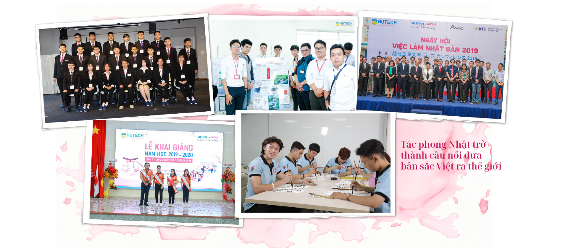 Bản sắc Việt & tác phong Nhật: Giá trị chương trình Đại học chuẩn Nhật Bản - Ảnh 3.