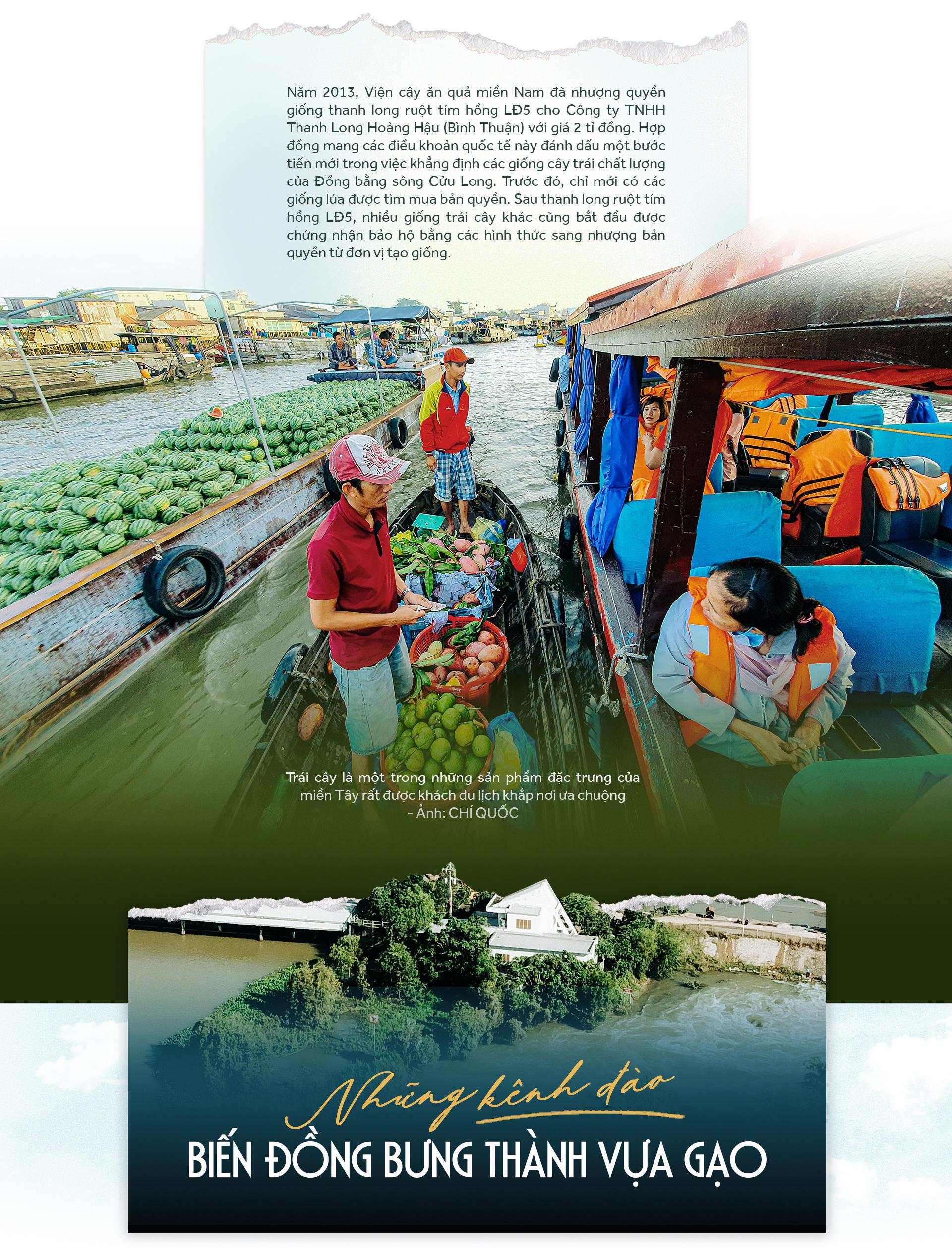 Đồng bằng sông Cửu Long: 35 năm thay da đổi thịt - Ảnh 35.