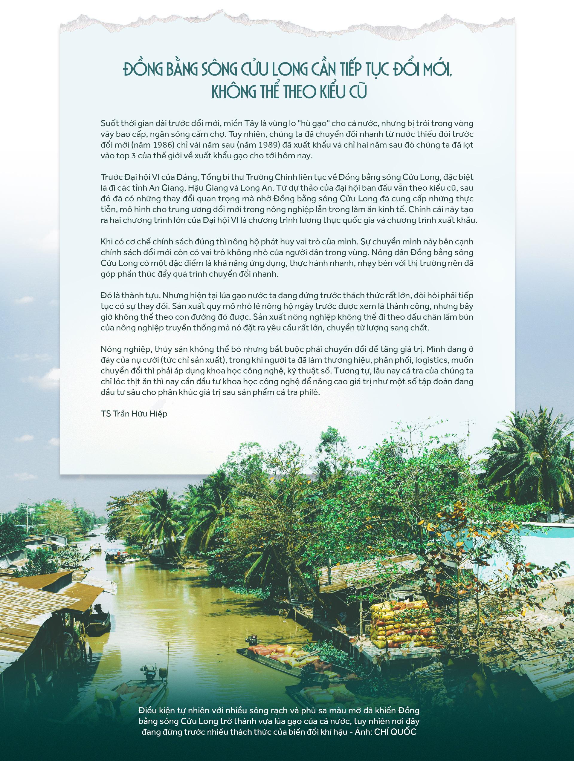 Đồng bằng sông Cửu Long: 35 năm thay da đổi thịt - Ảnh 58.
