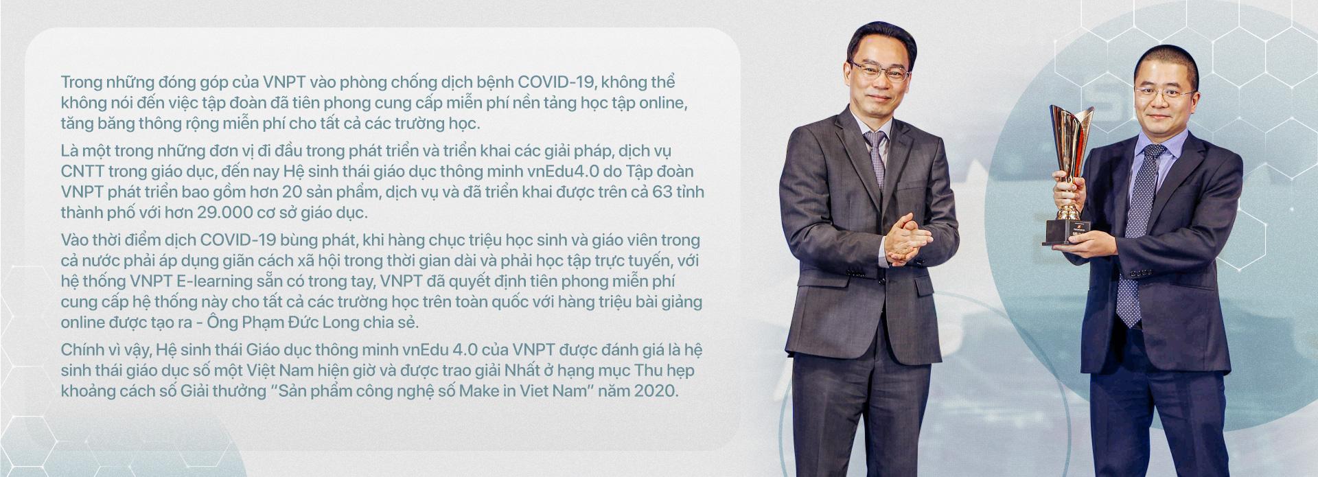 HƯỚNG TỚI VIỆT NAM SỐ: Tiên phong dẫn dắt chuyển đổi số quốc gia - Ảnh 10.