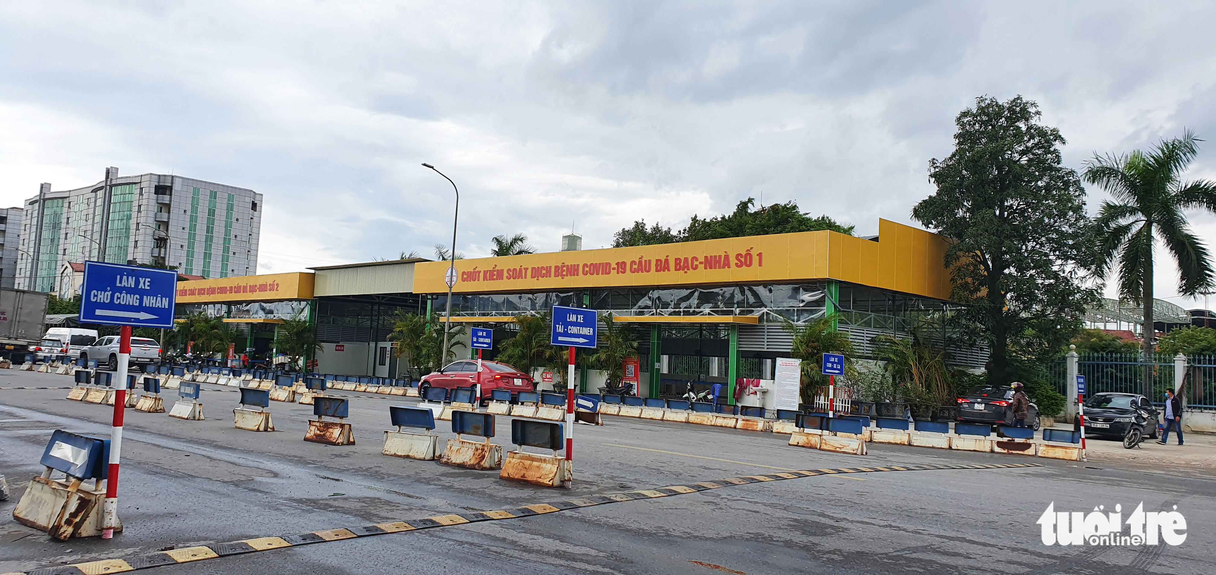 Hải Phòng, Quảng Ninh hướng dẫn tạm thời việc kiểm soát người ra, vào - Ảnh 1.