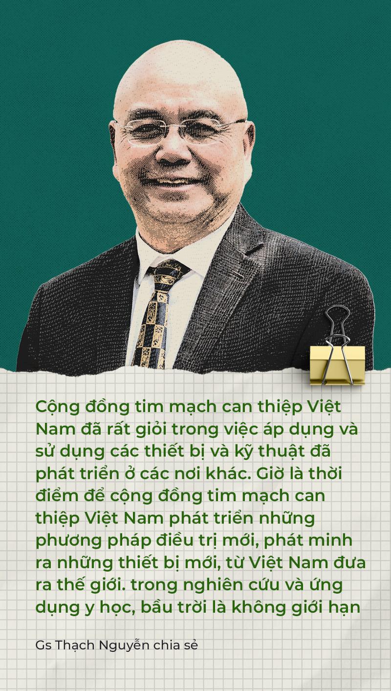 GS Thạch Nguyễn: Bằng hết sở học và lòng đồng cảm... - Ảnh 3.