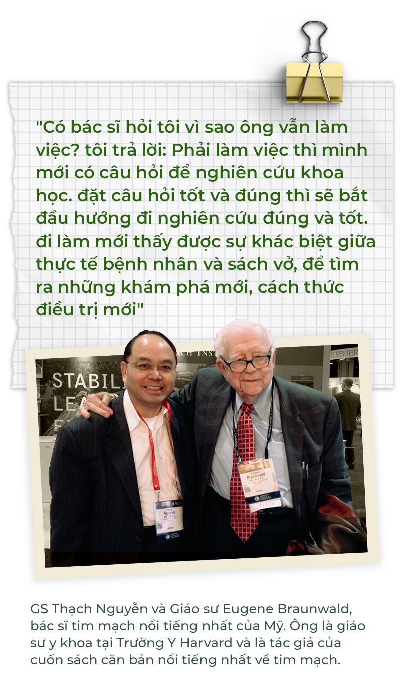 GS Thạch Nguyễn: Bằng hết sở học và lòng đồng cảm... - Ảnh 1.
