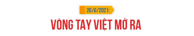 Vòng Tay Việt - Hành trình 130 ngày đêm - Ảnh 5.