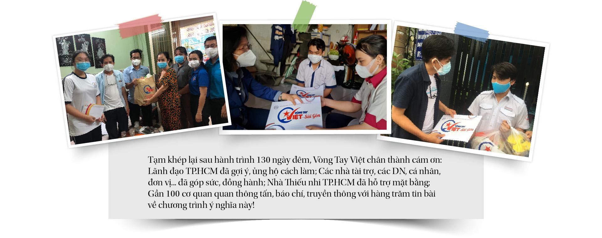 Vòng Tay Việt - Hành trình 130 ngày đêm - Ảnh 17.
