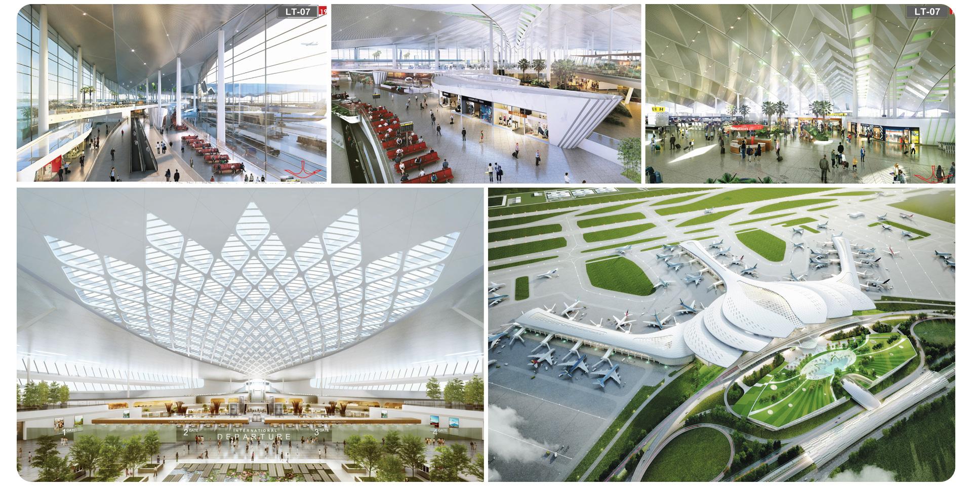 Sân bay quốc tế Long Thành, ngày cất cánh không còn xa - Ảnh 12.