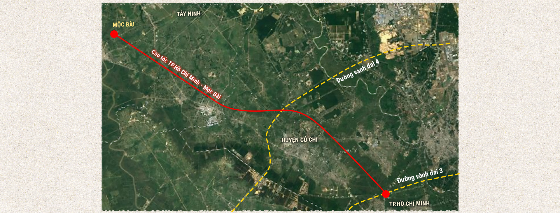 Kỳ 4: Các tuyến cao tốc phía Nam và TP.HCM kết nối các tỉnh phía Đông - Ảnh 3.