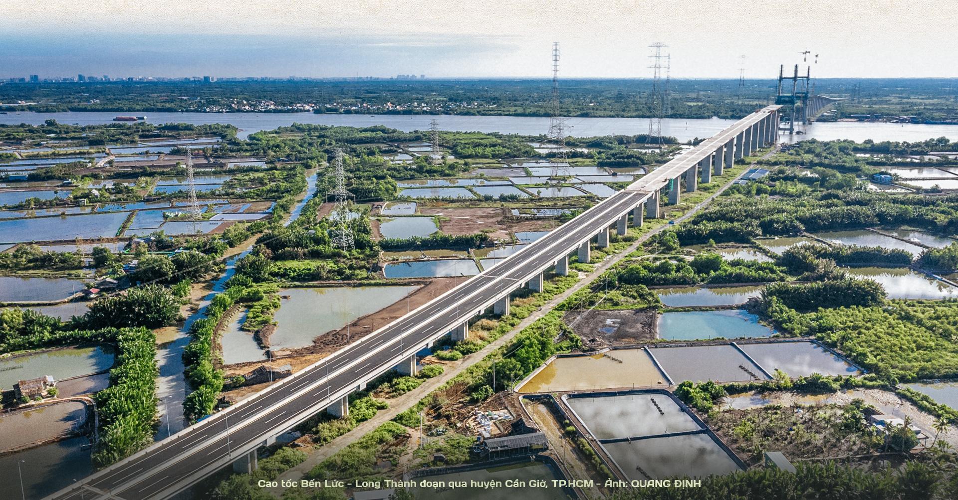 Kỳ 4: Các tuyến cao tốc phía Nam và TP.HCM kết nối các tỉnh phía Đông - Ảnh 4.