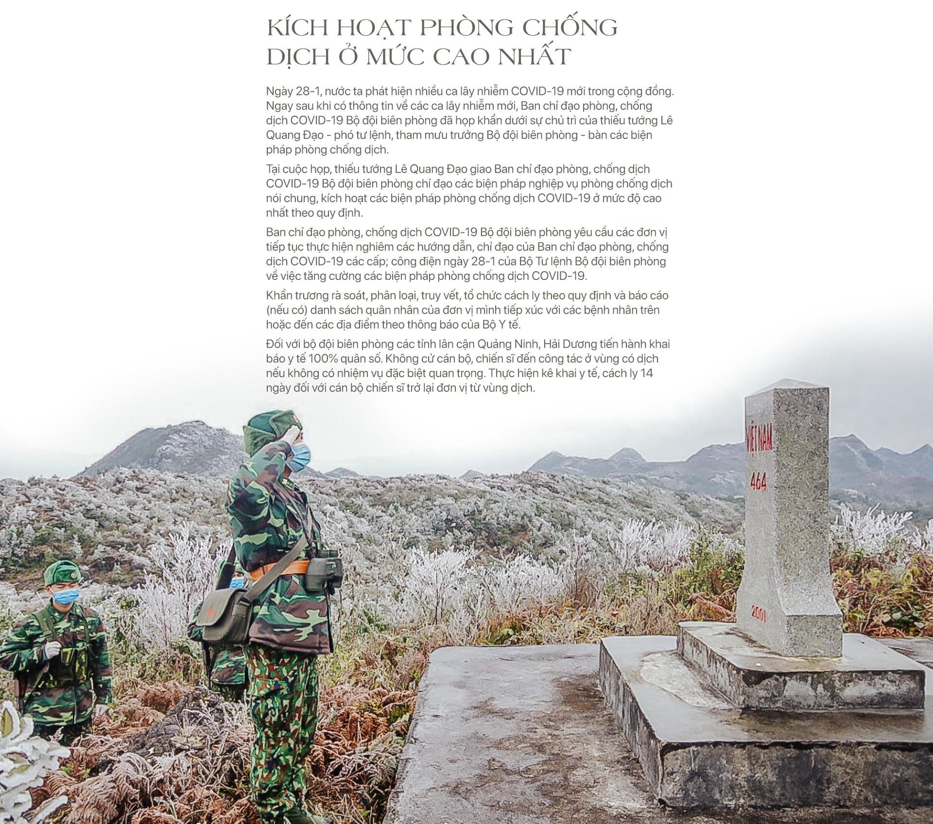 Mùa xuân biên viễn của những người lính biên phòng - Ảnh 12.