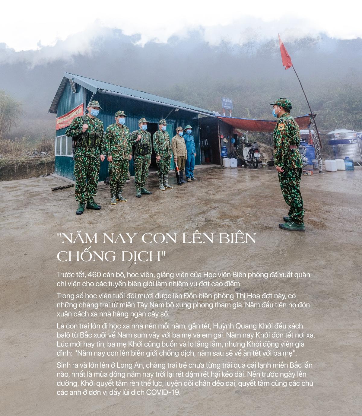 Mùa xuân biên viễn của những người lính biên phòng - Ảnh 11.