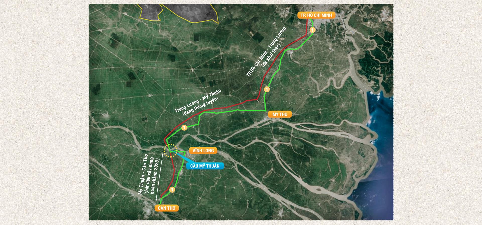 Kỳ 1: Các tuyến cao tốc Bắc - Nam phía Đông - Ảnh 2.