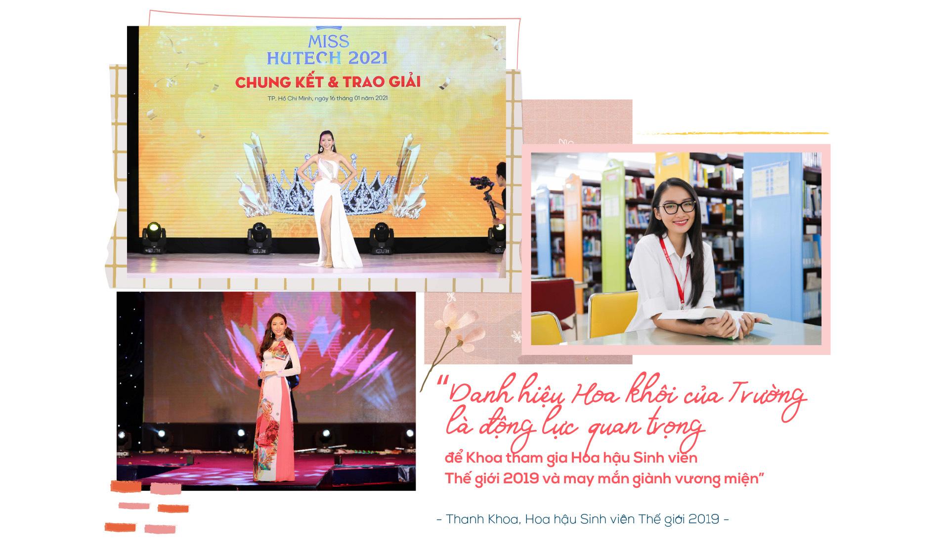 Miss HUTECH - Hành trình trải nghiệm và tỏa sáng của những ngôi sao đại học - Ảnh 7.