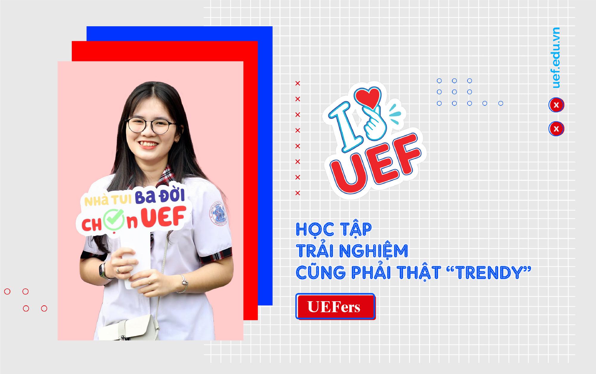 Màu sắc song ngữ, quốc tế: UEF hút thí sinh, phụ huynh - Ảnh 6.
