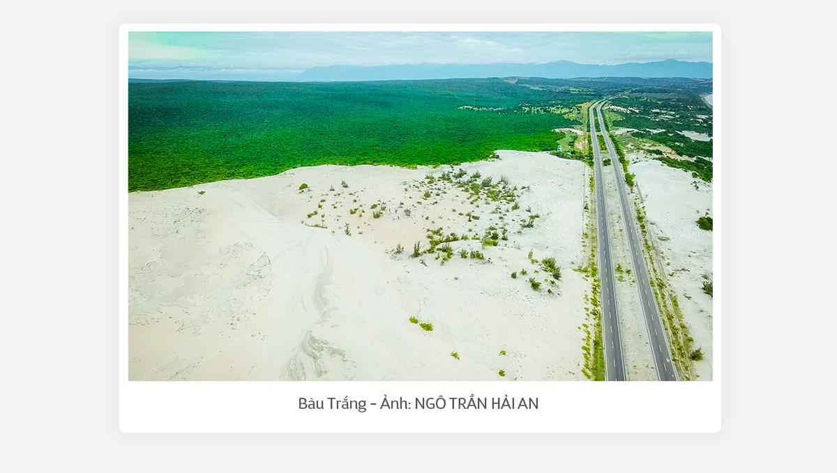 """(Kì 1) mới - Cung đường biển """"5 sao"""": Bình Thuận - Ninh Thuận - Khánh Hòa - Phú Yên - Bình Định - Ảnh 2."""
