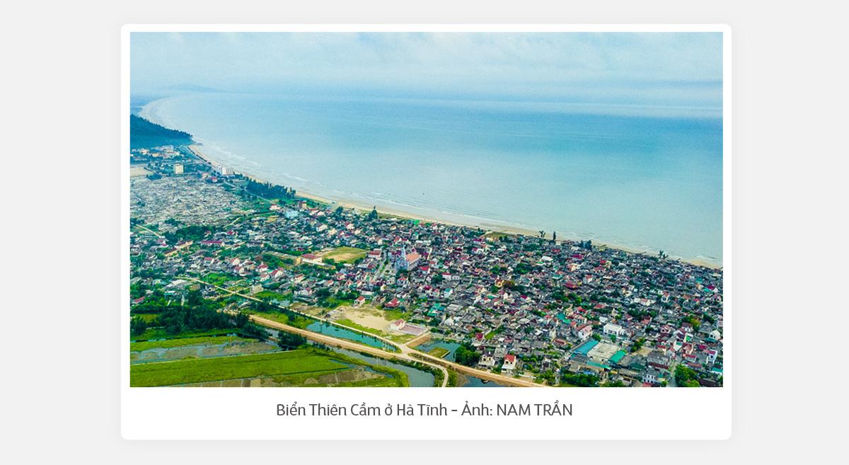 (Kì 3) mới - Biển Quảng Bình: Mời gọi cả năm giác quan - Ảnh 1.