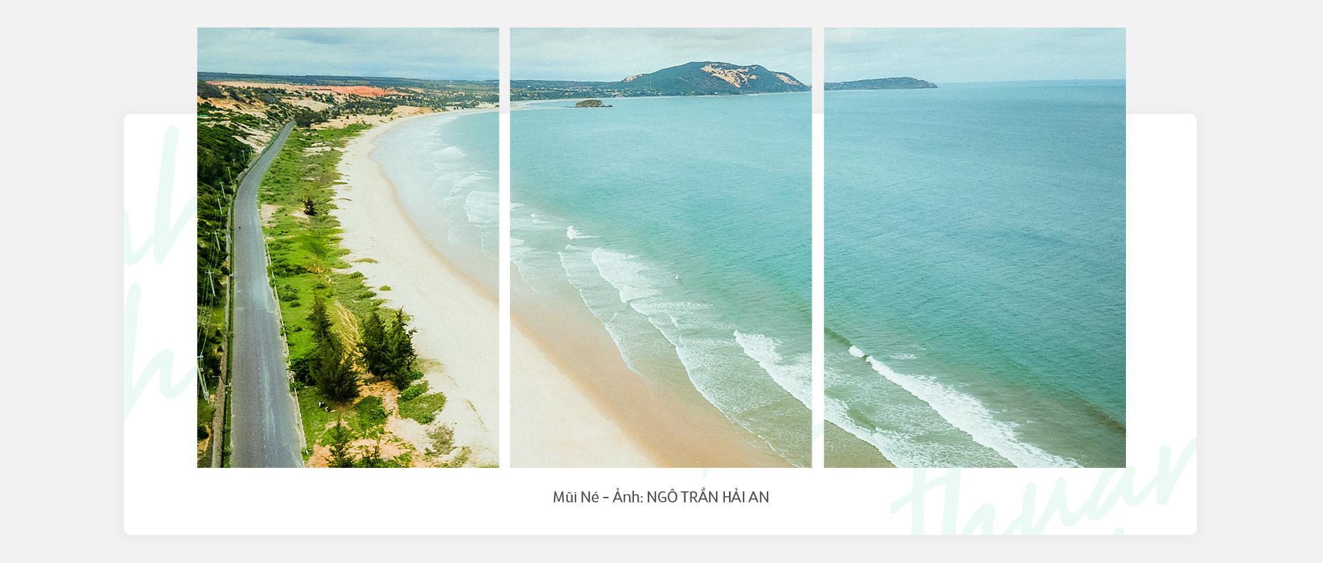 """(Kì 1) mới - Cung đường biển """"5 sao"""": Bình Thuận - Ninh Thuận - Khánh Hòa - Phú Yên - Bình Định - Ảnh 3."""