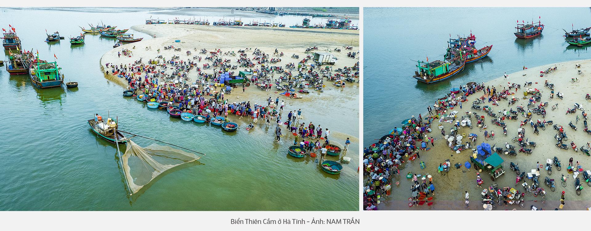 (Kì 3) mới - Biển Quảng Bình: Mời gọi cả năm giác quan - Ảnh 2.
