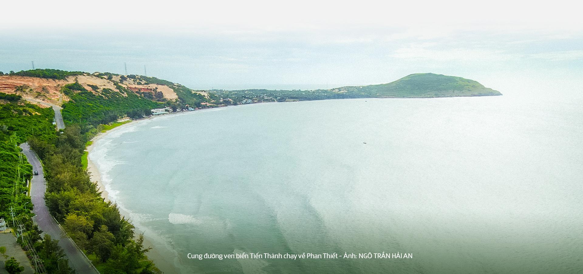 """(Kì 1) mới - Cung đường biển """"5 sao"""": Bình Thuận - Ninh Thuận - Khánh Hòa - Phú Yên - Bình Định - Ảnh 4."""