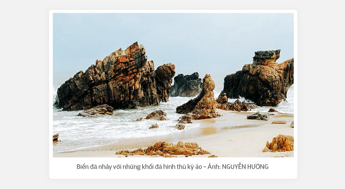 (Kì 3) mới - Biển Quảng Bình: Mời gọi cả năm giác quan - Ảnh 4.