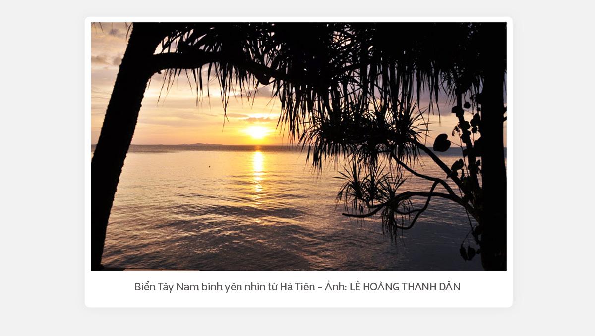 (Kì 6) mới - Bờ biển Tây Nam: bình dị mà khó quên - Ảnh 4.