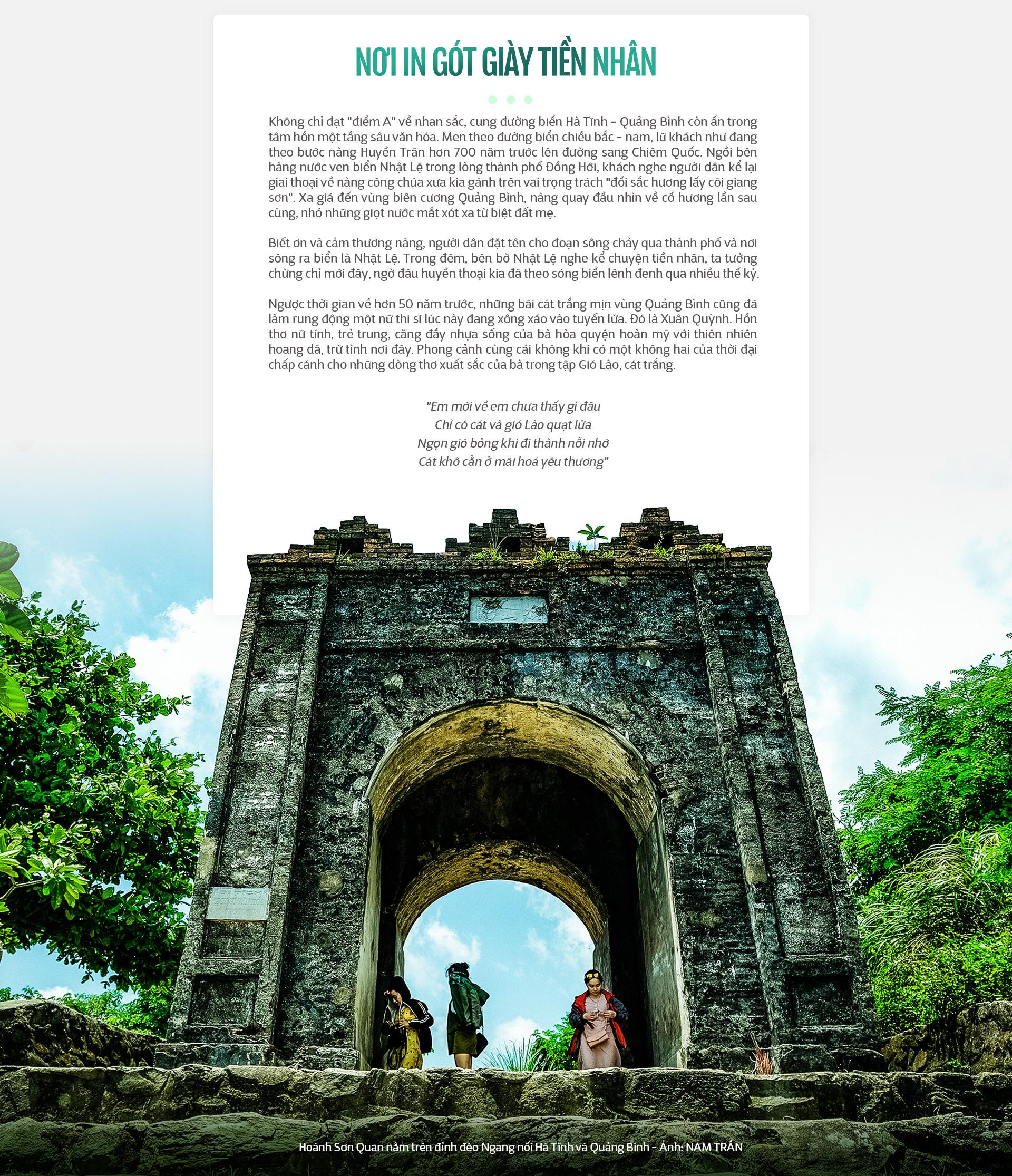 (Kì 3) mới - Biển Quảng Bình: Mời gọi cả năm giác quan - Ảnh 5.