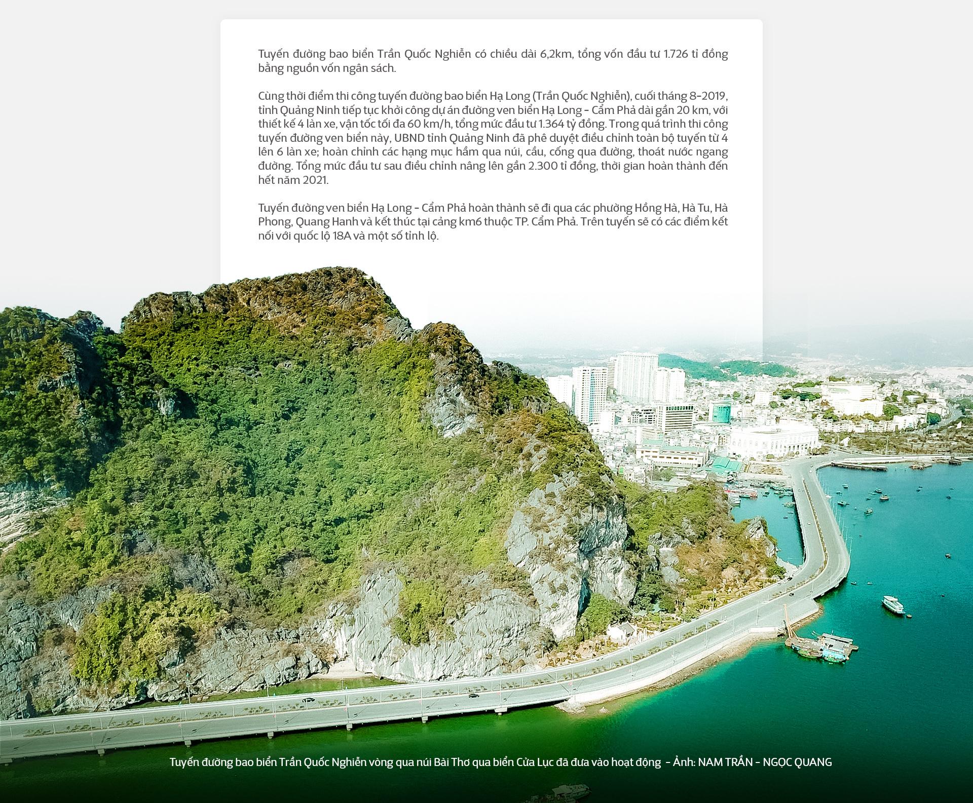 (Kì 4) mới - Đường ven biển Hạ Long: Tuyệt tác bên bờ di sản - Ảnh 6.