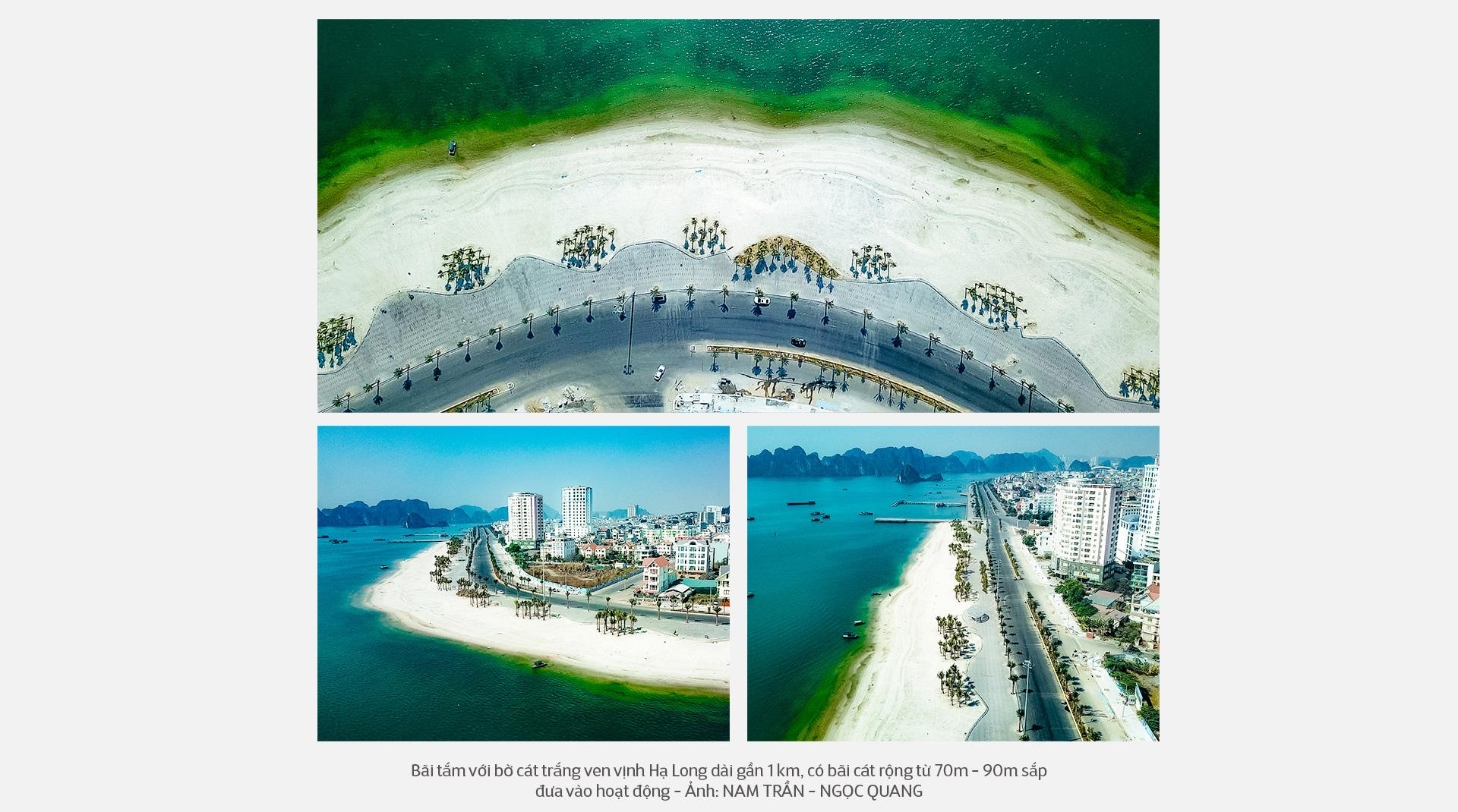 (Kì 4) mới - Đường ven biển Hạ Long: Tuyệt tác bên bờ di sản - Ảnh 3.