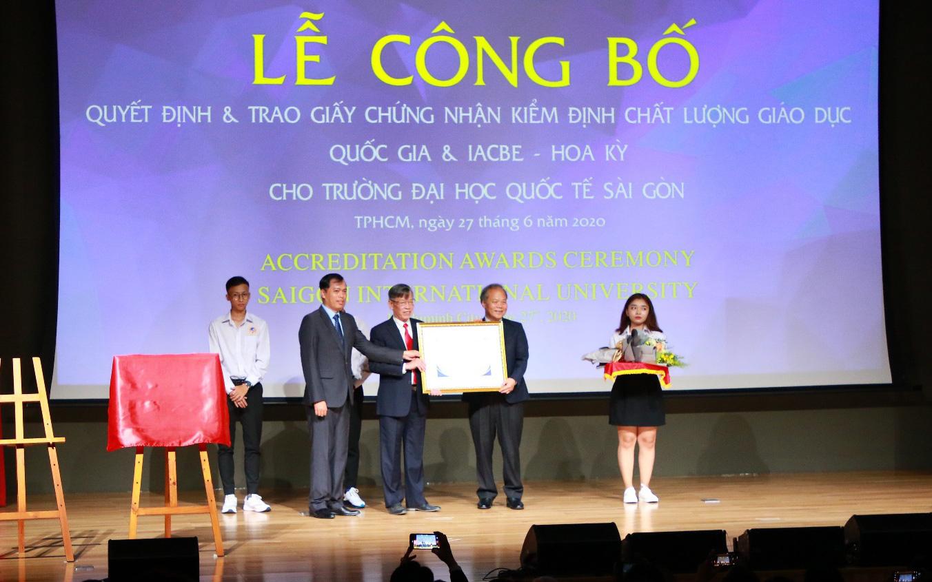Đại học Quốc tế Sài Gòn - Những dấu ấn nổi bật năm 2020