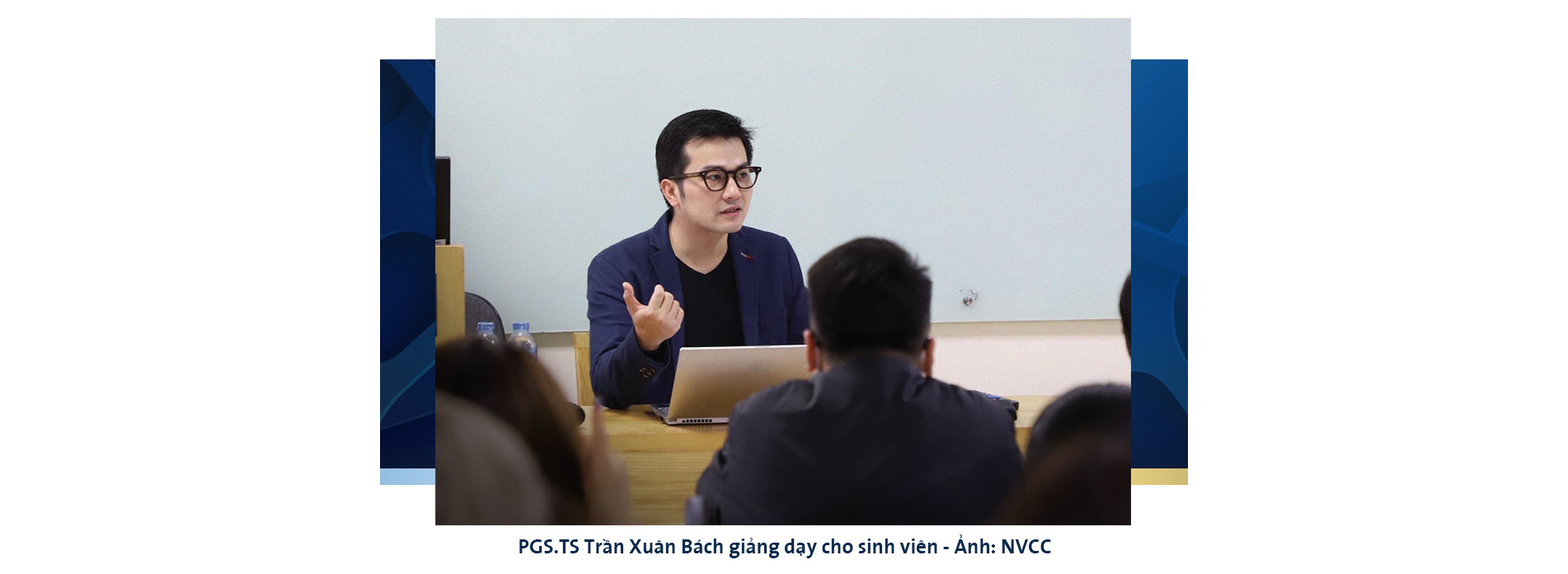 PGS Trần Xuân Bách: Làm khoa học như leo lên đỉnh núi mù sương - Ảnh 3.