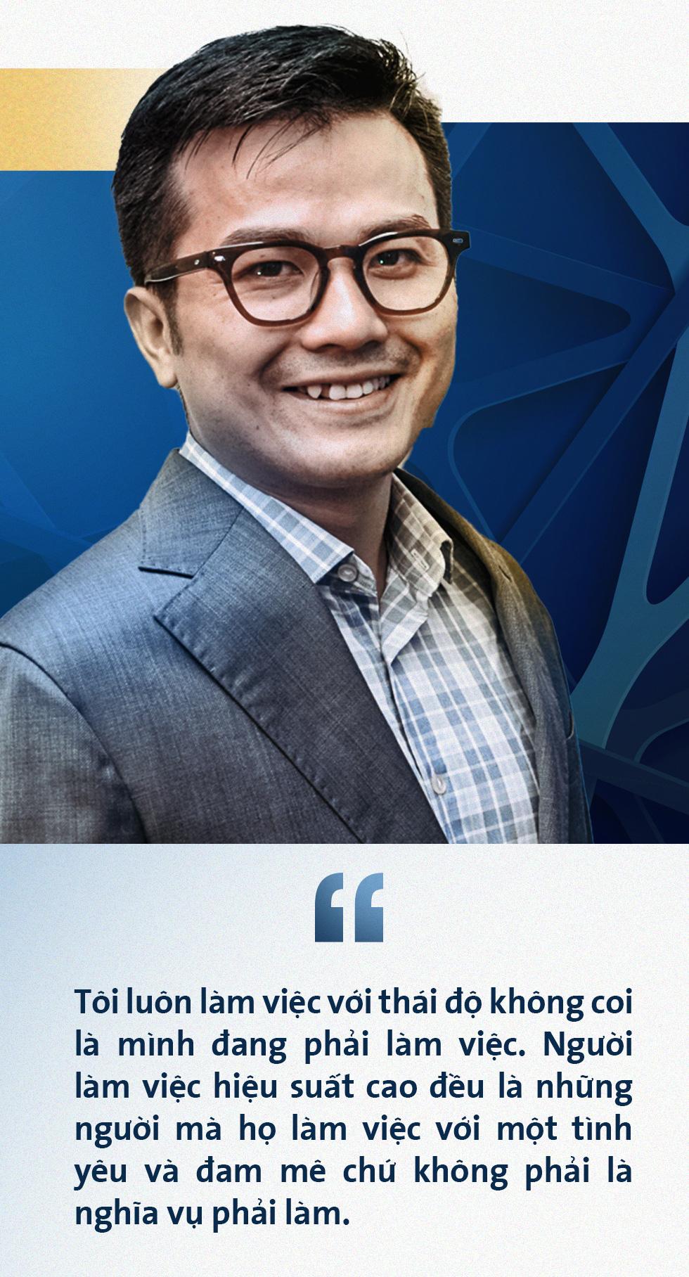 PGS Trần Xuân Bách: Làm khoa học như leo lên đỉnh núi mù sương - Ảnh 6.