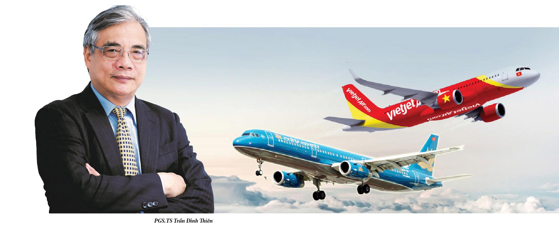 'Lựa chọn hỗ trợ hàng không vì tương lai của đất nước' - Ảnh 4.